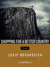 Shopping for a Better Country (eBook)