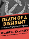 Death of a Dissident (eBook): Inspector Rostnikov Series, Book 17