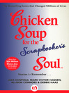 Chicken Soup for the Scrapbooker's Soul (eBook): Stories to Remember