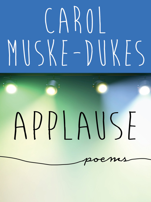 Applause (eBook): Poems