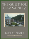 Quest for Community (eBook)