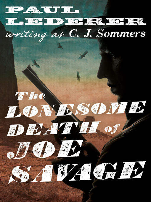 Lonesome Death of Joe Savage (eBook)