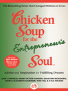 Chicken Soup for the Entrepreneur's Soul (eBook): Advice and Inspiration for Fulfilling Dreams