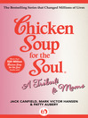 Chicken Soup for the Soul A Tribute to Moms (eBook)