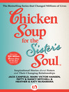 Chicken Soup for the Sister's Soul (eBook): Inspirational Stories About Sisters and Their Changing Relationships