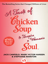 Taste of Chicken Soup to Inspire a Woman's Soul (eBook)