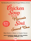 Chicken Soup for the Nurse's Soul: Second Dose (eBook): More Stories to Honor and Inspire Nurses