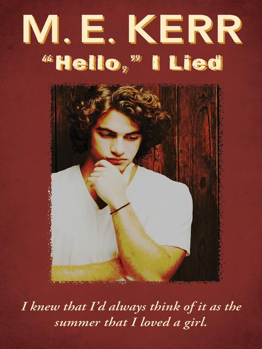 """Hello,"" I Lied (eBook)"