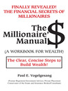 The Millionaire'$ Manual (A Workbook for Wealth) (eBook)