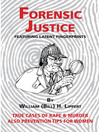 Forensic Justice (eBook)