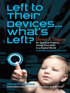 Left to Their Devices...What's Left? (eBook): Poems and Prayers for Spiritual Parents Doing Their Best in a Digital World (and leaving God the rest)