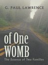 Of One Womb (eBook): The Essence of Two Families