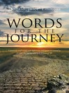 Cover image of Words For The Journey