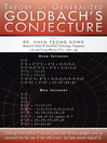 Theory Of Generalized Goldbach's Conjecture (eBook)