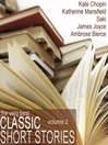 The Very Best Classic Short Stories - Volume 2 (MP3)