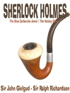 Sherlock Holmes: The Yatsley Case, The Blue Carbuncle Jewel (MP3)