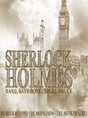 Sherlock Holmes: Murder Beyond the Mountains, and The Book of Tobit (MP3)