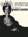 Dame Edith Evans Reads Shakespeare's Greatest Sonnets (MP3)