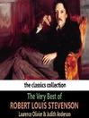 The Very Best of Robert Louis Stevenson (MP3)