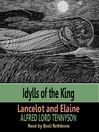 Lancelot & Elaine (MP3): Idylls of the Kings