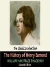 The History of Henry Osmond (MP3)