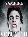 The Very Best Vampire Short Stories - Volume 2 (MP3)