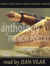 Anthology of French Poetry (MP3)