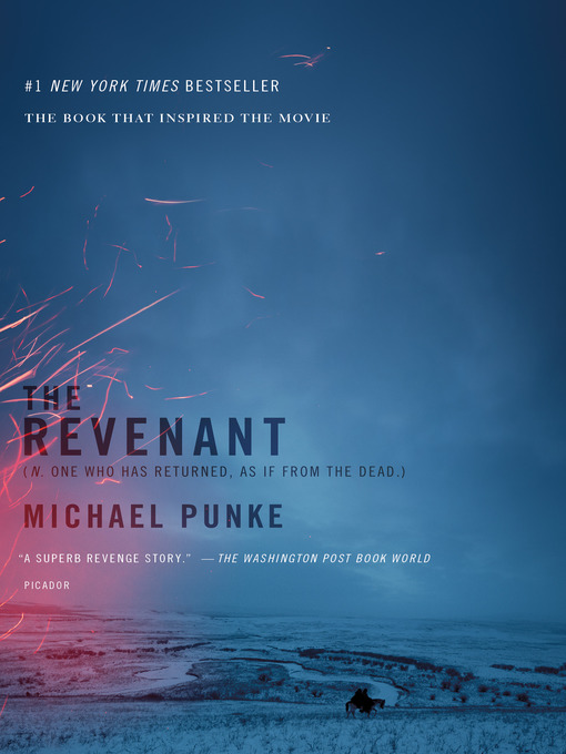 The revenant [eBook] : a novel of revenge
