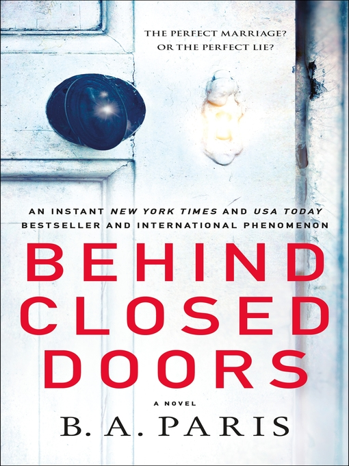 Behind Closed Doors [electronic resource]