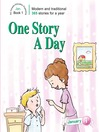 One Story a Day: January (MP3): One Story a Day Series, Book 1