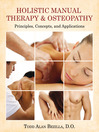 Holistic Manual Therapy & Osteopathy (eBook)