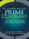 In Search of the Prime Quadrant (eBook): The Quest for Better Investment Decisions