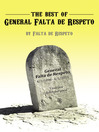 The Best of General Falta de Respeto (eBook)