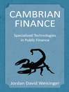 Cambrian Finance (eBook): Specialized Technologies in Public Finance