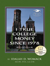 1 True College Money (eBook)