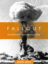 Fallout (eBook): Hedley Marston and the Atomic Bomb Tests in Australia