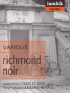 Richmond Noir (MP3)