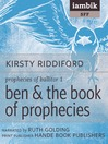 Ben & the Book of Prophecies (MP3): Prophecies of Ballitor Seires, Book 1