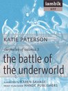 The Battle of the Underworld (MP3): Chronicles of Valonia, Book 3