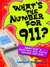 What's the Number for 911? (eBook): America's Wackiest 911 Calls