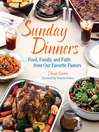 Sunday Dinners (eBook): Food, Family, and Faith from Our Favorite Pastors