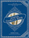 Jewish Cookery Book (eBook): On Principles of Economy