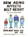 How Aging Affects Belt Height (eBook): A Reynolds Unwrapped Cartoon Collection
