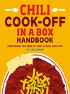 Chili Cook-off in a Box (eBook): Everything You Need to Host a Chili Cook-off