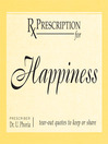 Prescription for Happiness (eBook)