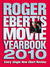 Roger Ebert's Movie Yearbook 2010 (eBook)