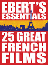 25 Great French Films (eBook)