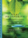 Real Prosperity (eBook): Using the Power of Intuition to Create Financial and Spiritual Abundance