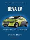 Reva EV (eBook): India's Green Gift to the World