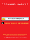 How Can I Help You? (eBook): 5 Mistakes to Avoid in Customer Service